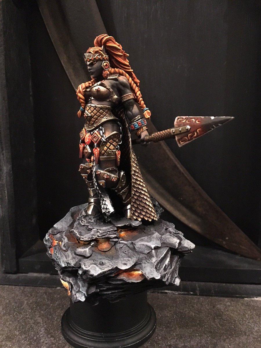 reaper fire giant queen - HD900×1200