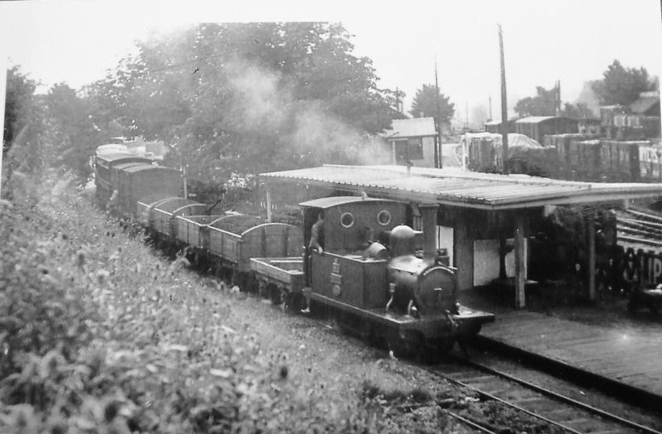 De4hldZX0AA8xBb - The Southwold Railway