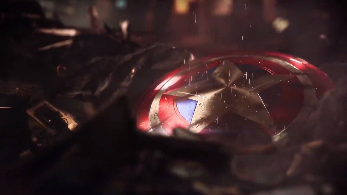 "Do you want to see more of ""The Avengers Project"" by Square Enix and Crystal Dynamics at #E32018?"