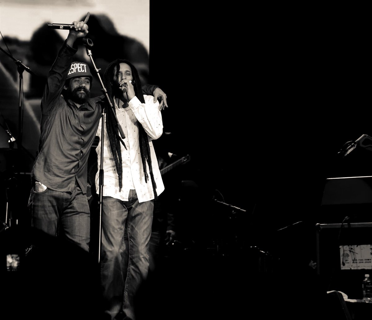 Long Live The Royal!!! Blessed Earthstrong to my bro @JulianMarley!!!