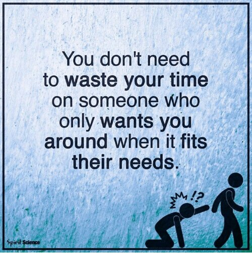 Inspirational Quotes On Twitter Dont Waste Your Time On Someone