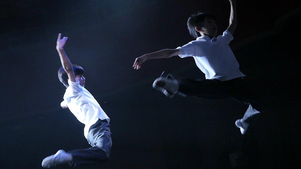 """『ノンフィクションW 少年たちが""""リトル・ダンサー""""になる瞬間 ~日本版 ミュージカル「ビリー・エリ"""