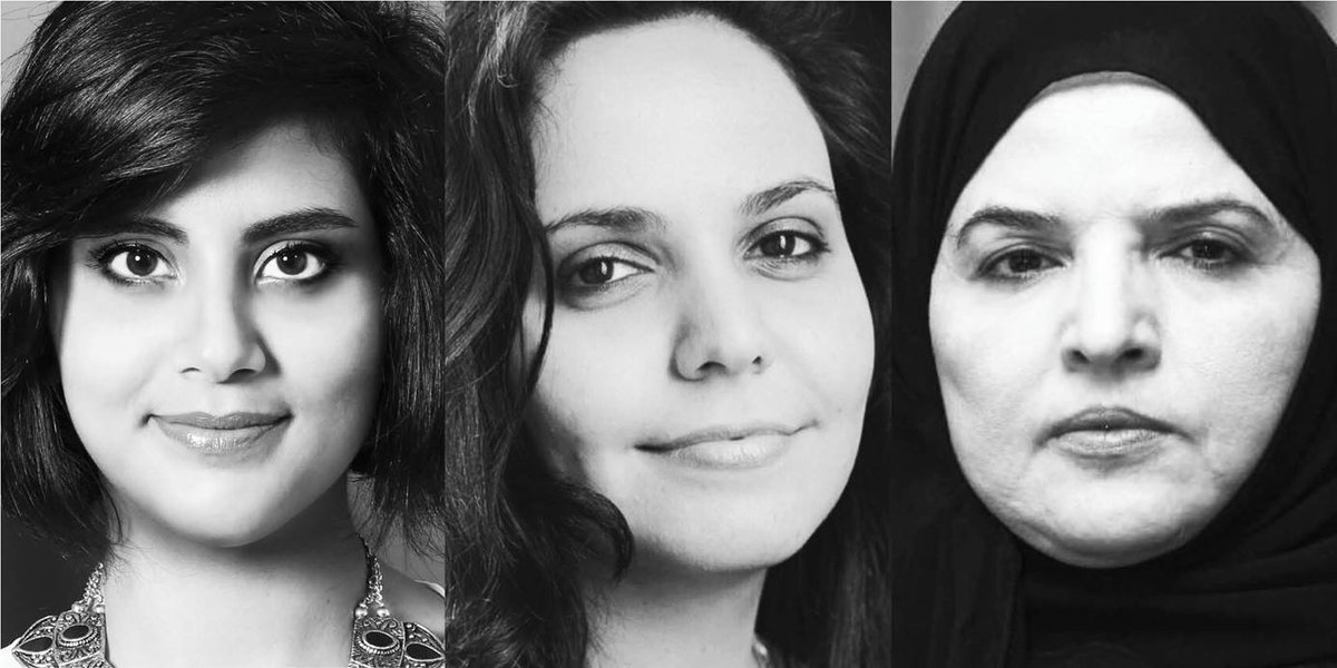 THREAD: Women cannot drive a car in Saudi Arabia. That is supposed to change on June 24, due to the work of brave women activists.   However, authorities detained several of these activists in an escalating crackdown. https://t.co/qLoe59auJz