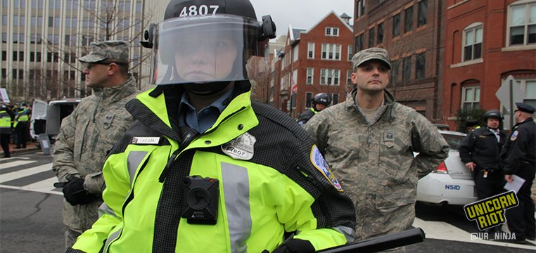 More Trump Inauguration Protest Arrestees Have Charges Dismissed unicornriot.ninja/2018/more-trum… #J20 #J20Trials