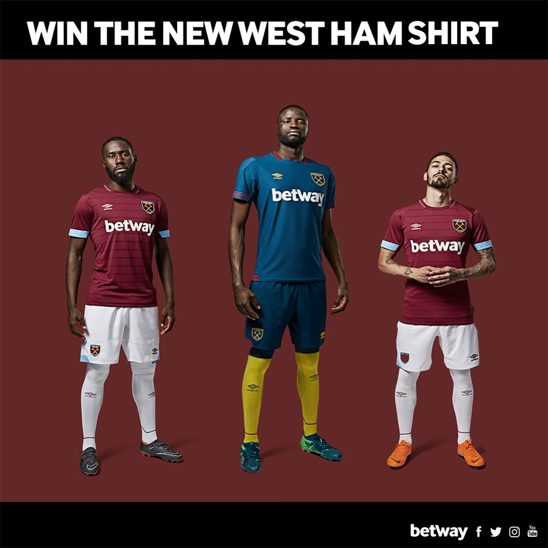 Simply RT and follow us for a chance to win a home or away shirt of your  choice. Closes at 4pm tomorrow.pic.twitter.com 4DTJ6qPYtS f981ea367