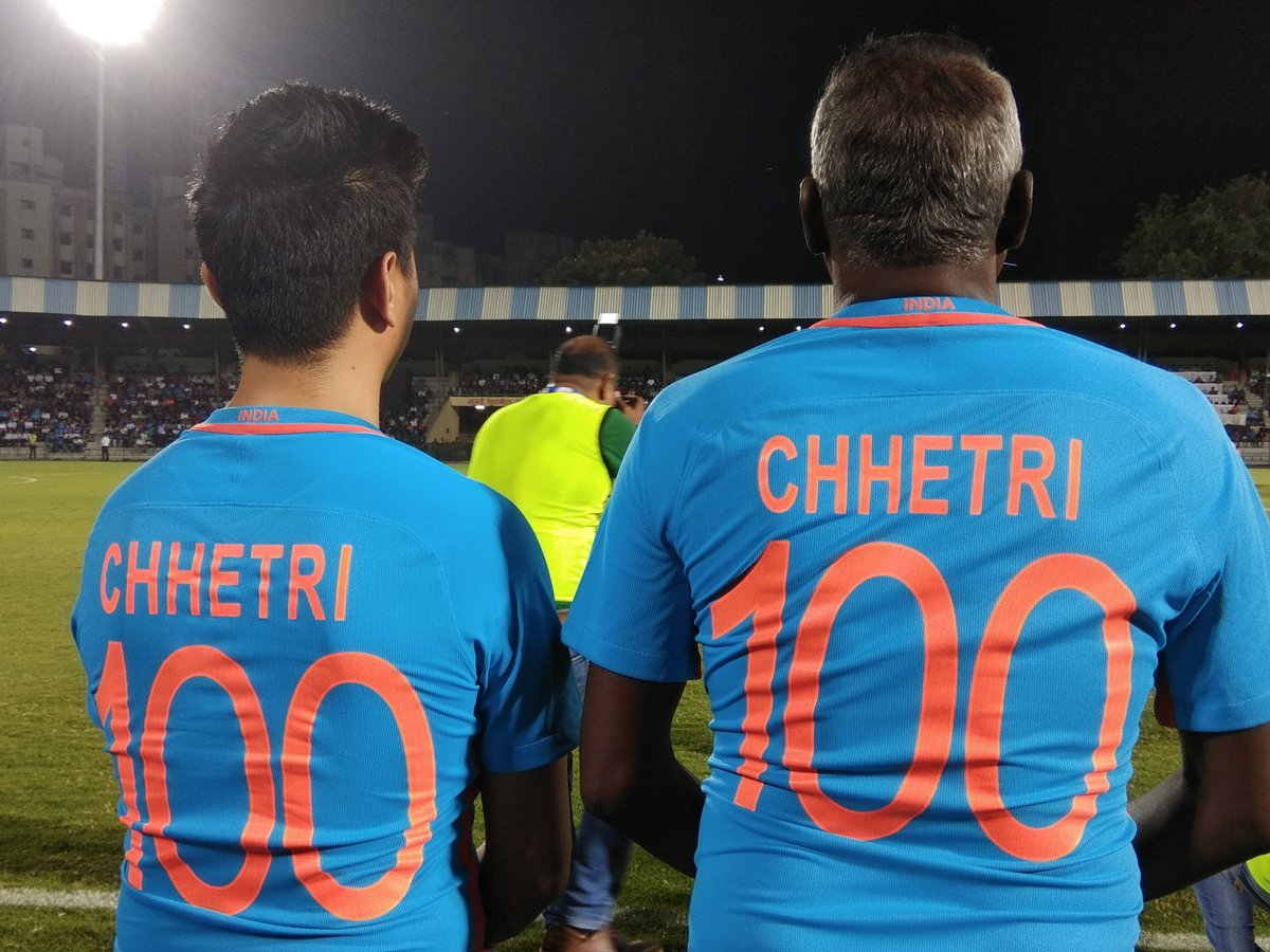 Sold Out: Sunil Chhetri's Message Doing Wonders As Ticket For New Zealand Game Sold Out 1