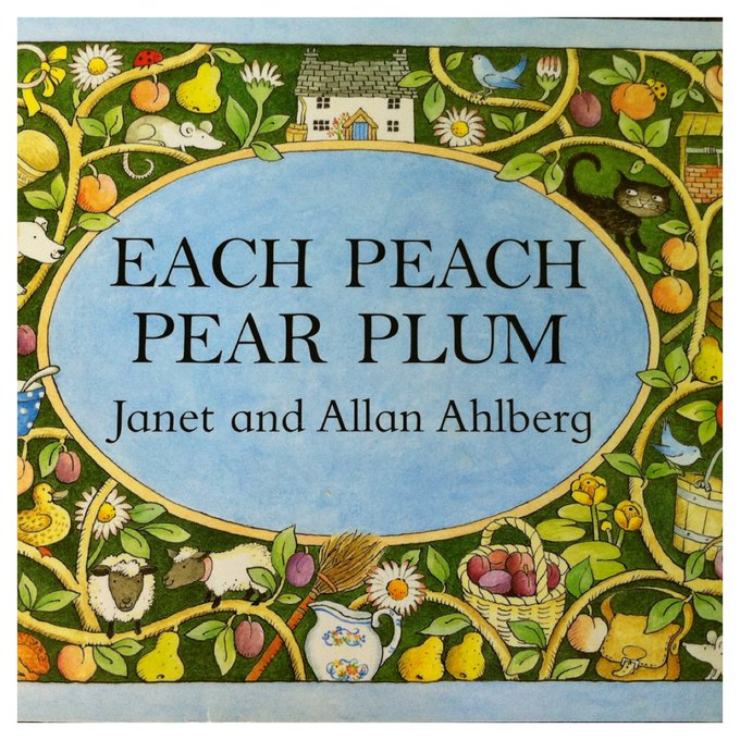 June 5, 1938: Happy birthday author Allan Ahlberg