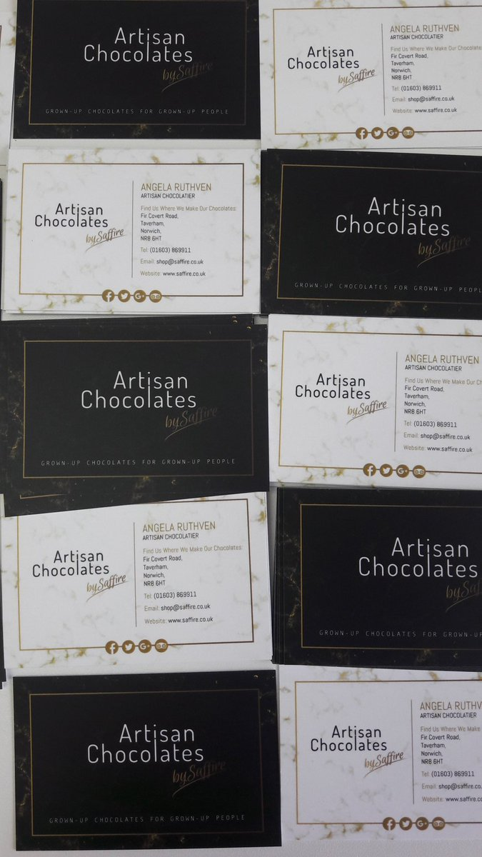 Artisan Chocolates by Saffire on Twitter: \