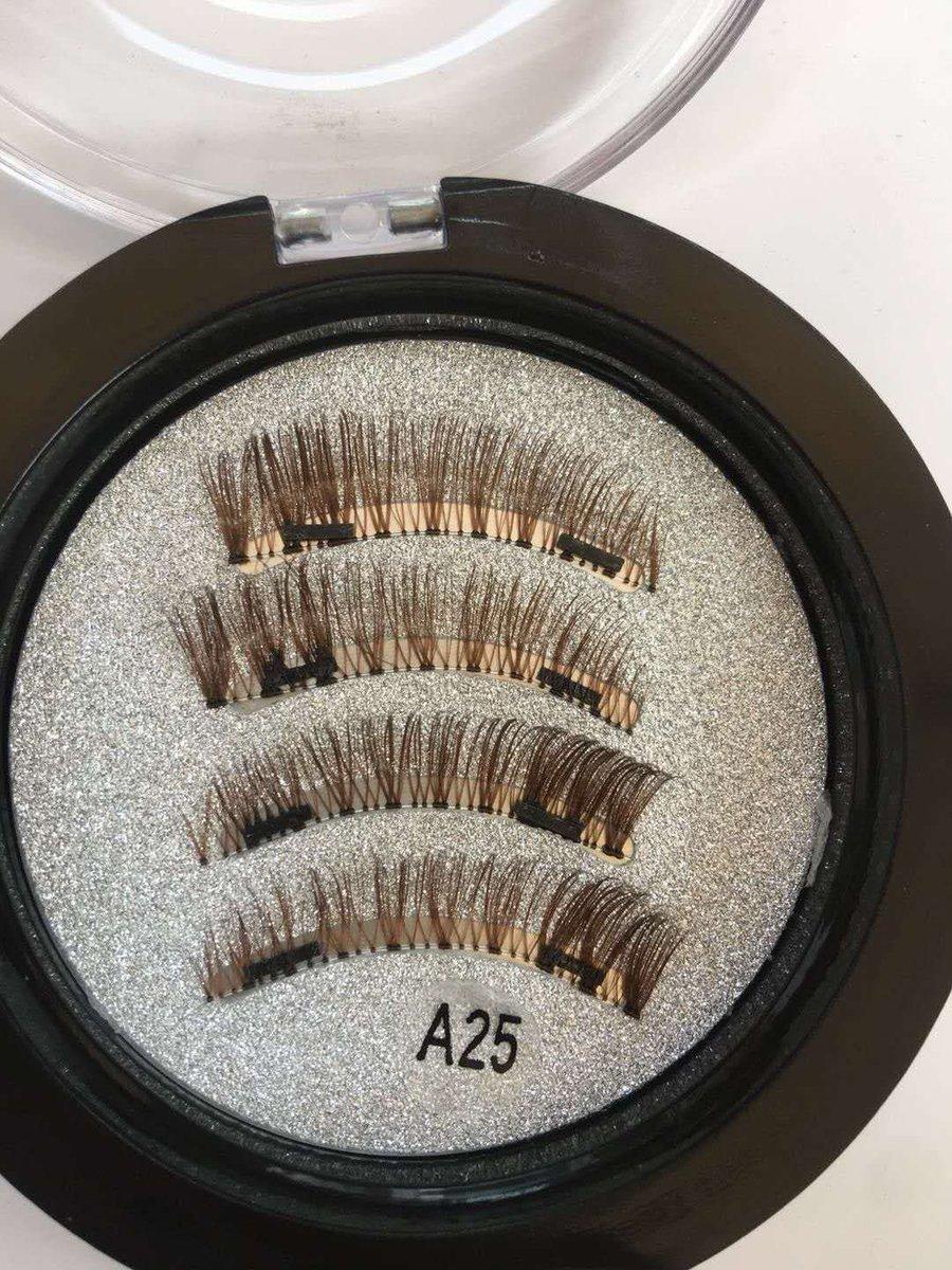 af5175ea460 Magnetic eyelash with round package #Magneticlash #magneticlashes  #magneticeyelash #magneticeyelashes #magnetlash #magnetlashes  #magneteyelash ...