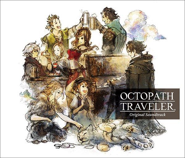 OCTOPATH TRAVELER Original Soundtrackに関する画像8