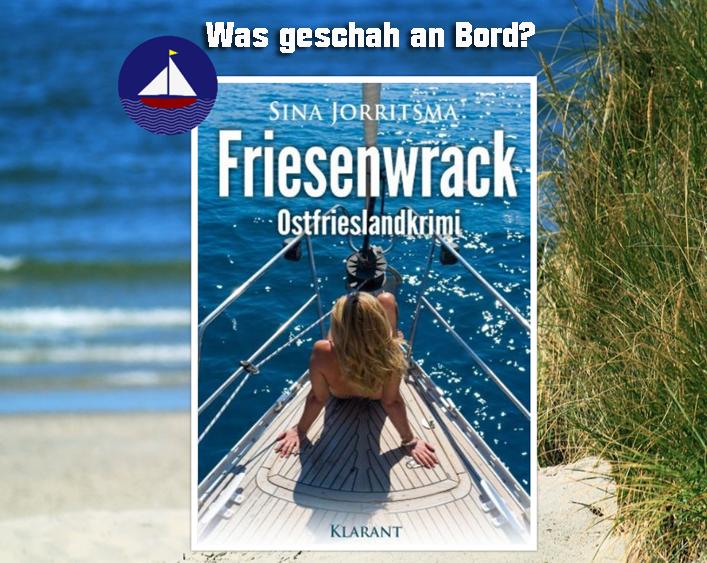 """#Bestseller #FRIESENWRACK von #SinaJorritsma Auf #Weltbild+#Amazon steht das EBook von """"Friesenwrack"""" in den #Bestsellerlisten! Der Fall fordert Mona Sander als Kommissarin und Frau heraus. https://amzn.to/2r169zE http://bit.ly/2I0DSRO http://bit.ly/2IDxVh6 #Ostfriesenkrimi"""