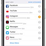 #iOS12 (for iOS11 devices| Sep'18) Measure app (AR tape measure) New Animoji/Memoji Group FaceTime Updated SIRI DoNotDisturbforBedtime NFC open for 3rd parties Screentime (time spent on app) BetterPerformance for Olderdevices New ShortcutsApp RAWsupport iPhoneX Swipe to quit app
