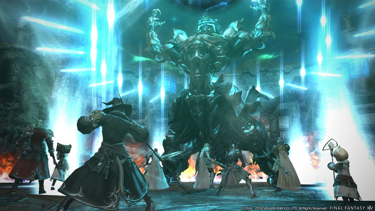 Presenting the #FFXIV Patch 4.31 notes! sqex.to/48Y Read up and prepare to take on The Weapons Refrain (Ultimate) challenge!