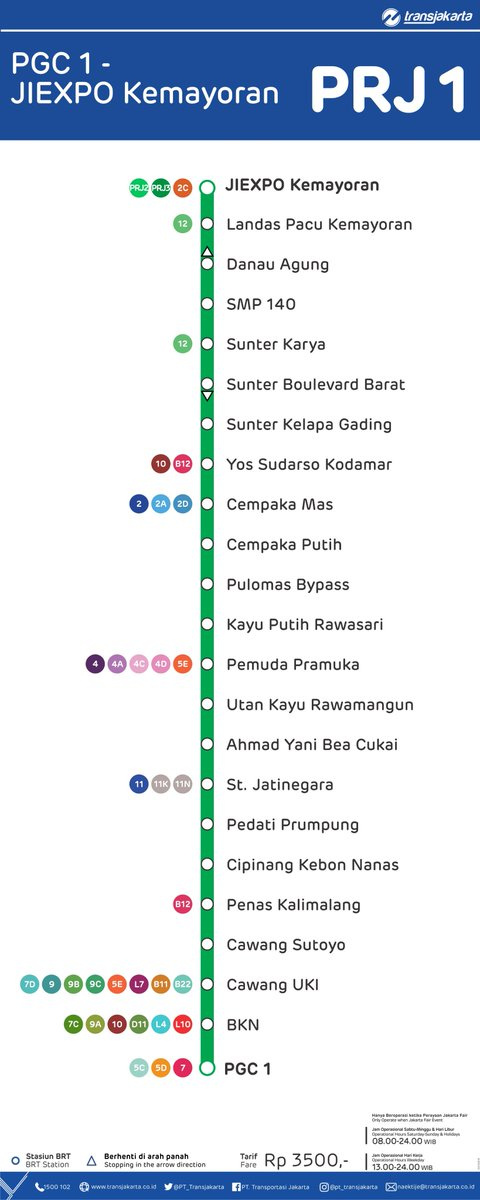 Transportasi Jakarta On Twitter Mohon Maaf Atas Ketidaknyamanannya