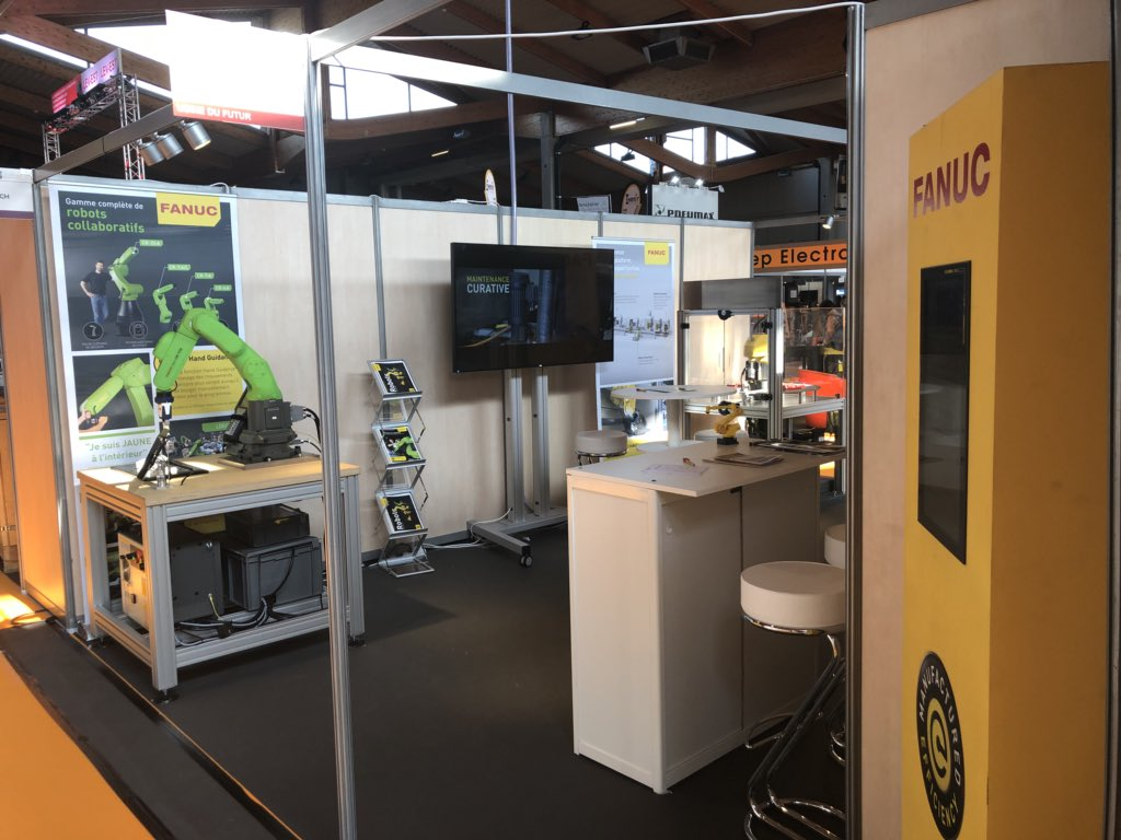 FANUC France on Twitter: