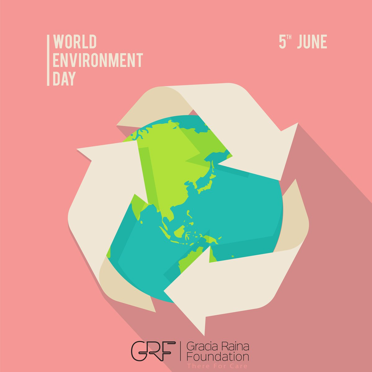 If each and every one of us does at least one green good deed daily we can become active agents of sustainable and equitable development #WorldEnvironmentDay