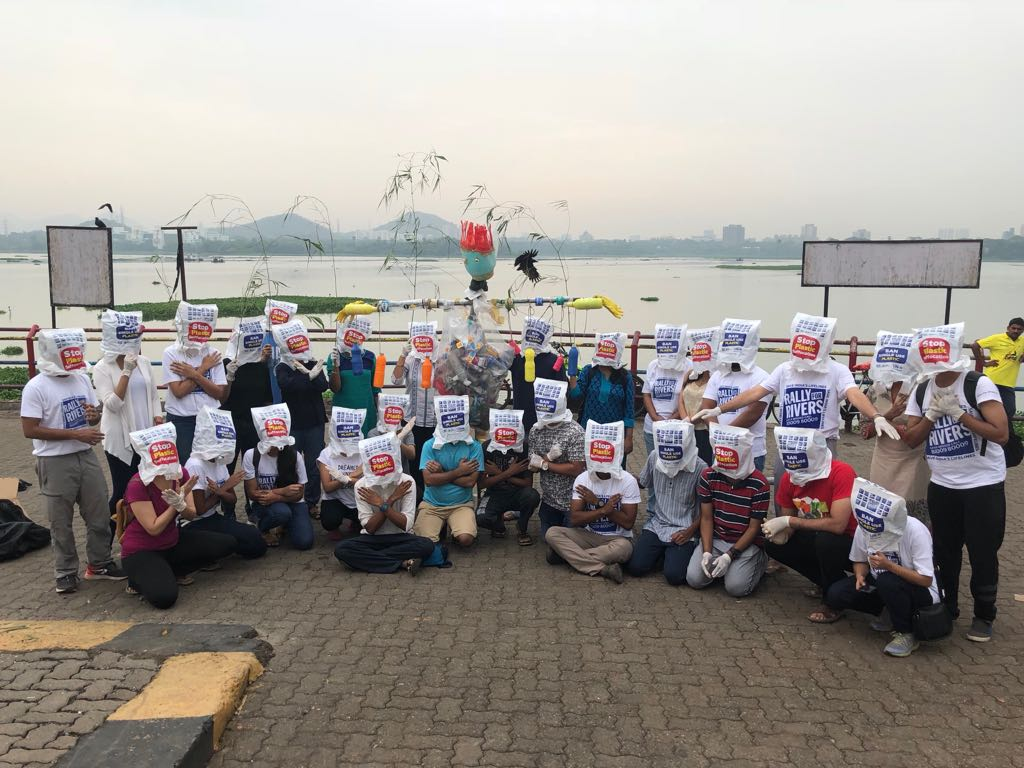 Rally For Rivers On Twitter Gateway Of India Powai Lake Borivali
