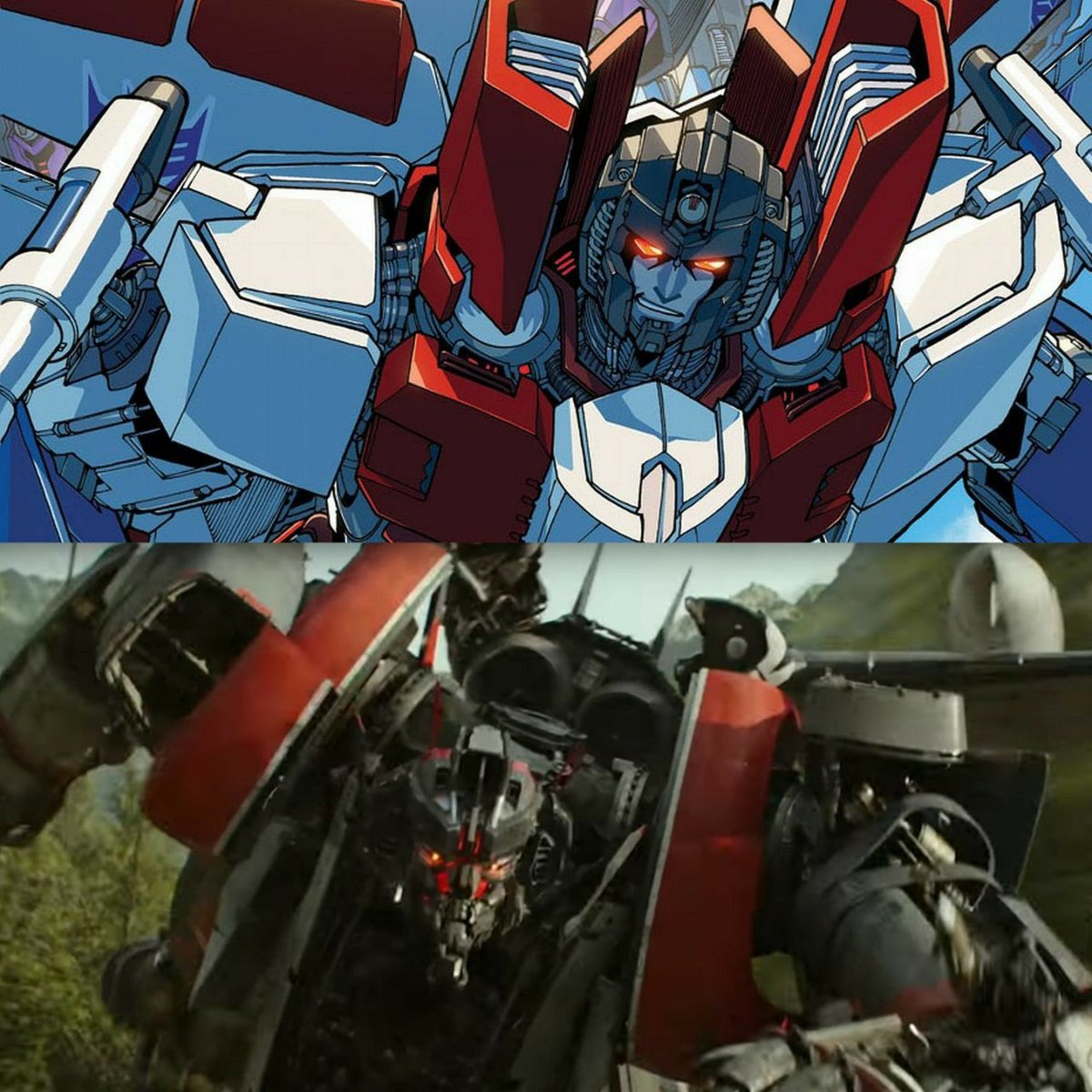 Transformers News: Paramount Confirms Identity of Jet Transformer in Bumblebee Movie