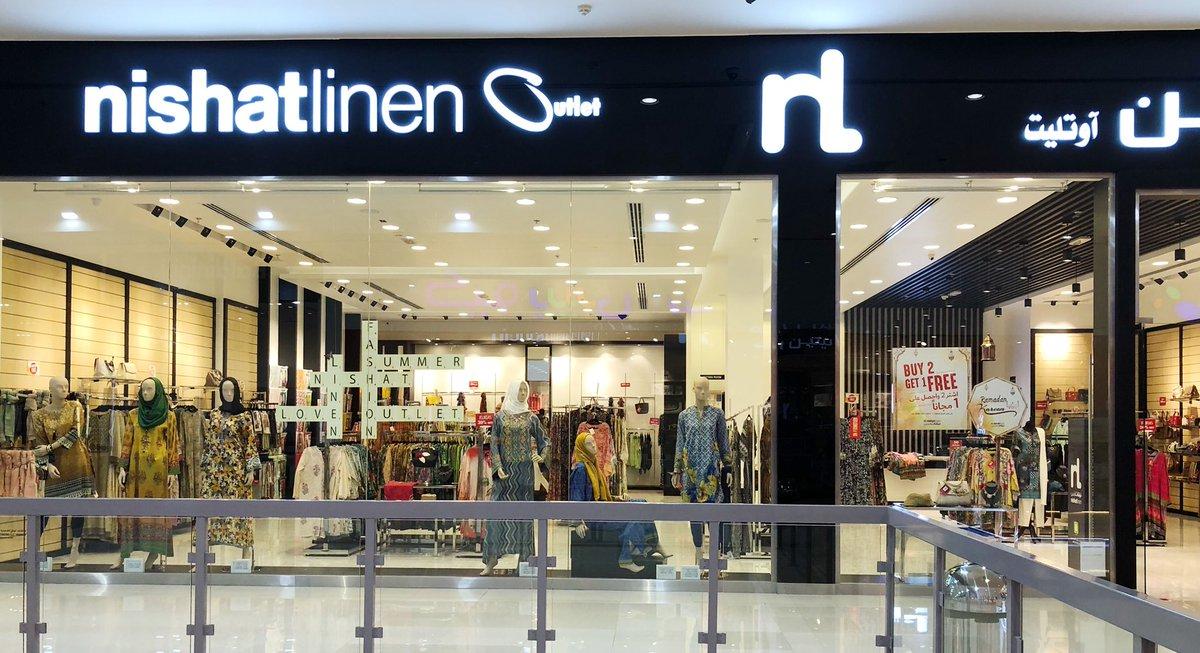 b34291f257 Nishat Linen Outlet has a special offer of BUY 2 GET 1 FREE on gorgeous  prints.  DubaiOutletMall  Ramadan  Dubai  DubaiShopping  UAEshopping  Dubai   MyDubai ...