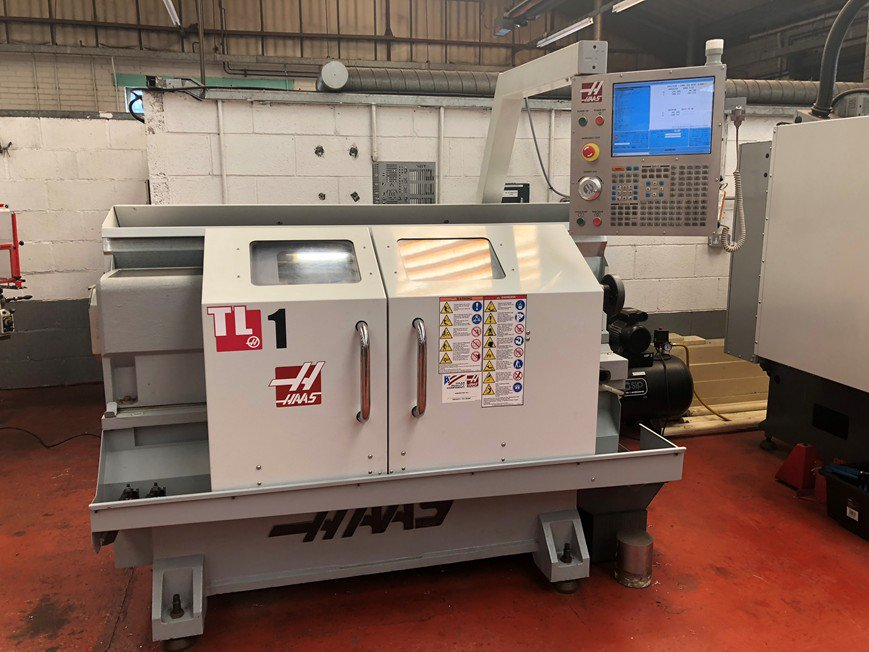 Haas Cnc Lathe operators Manual