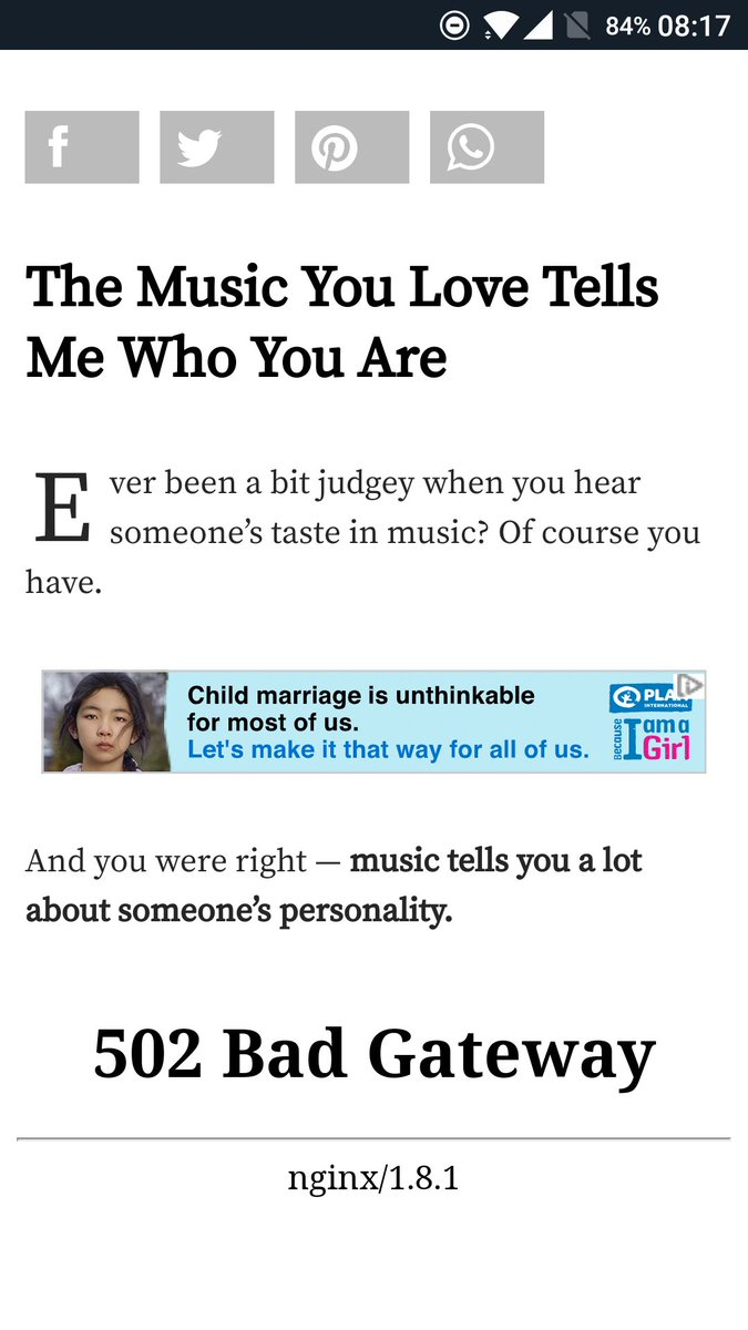 what music says about you