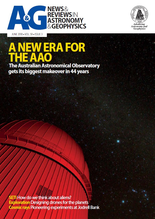 Royal Astronomical Society on Twitter: