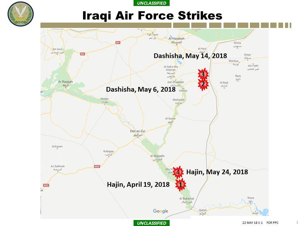 غارات جوية عراقية على داعش في سوريا - صفحة 2 De77RMrXUAAs8en