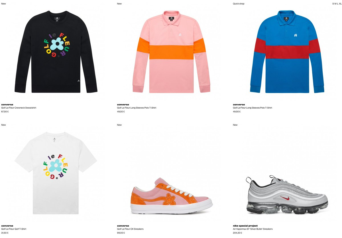 Outfit Myth On Twitter Converse X Golf Le Fleur Collection Available In Some Sizes At Sjs Https T Co Sjiyhgjgkm