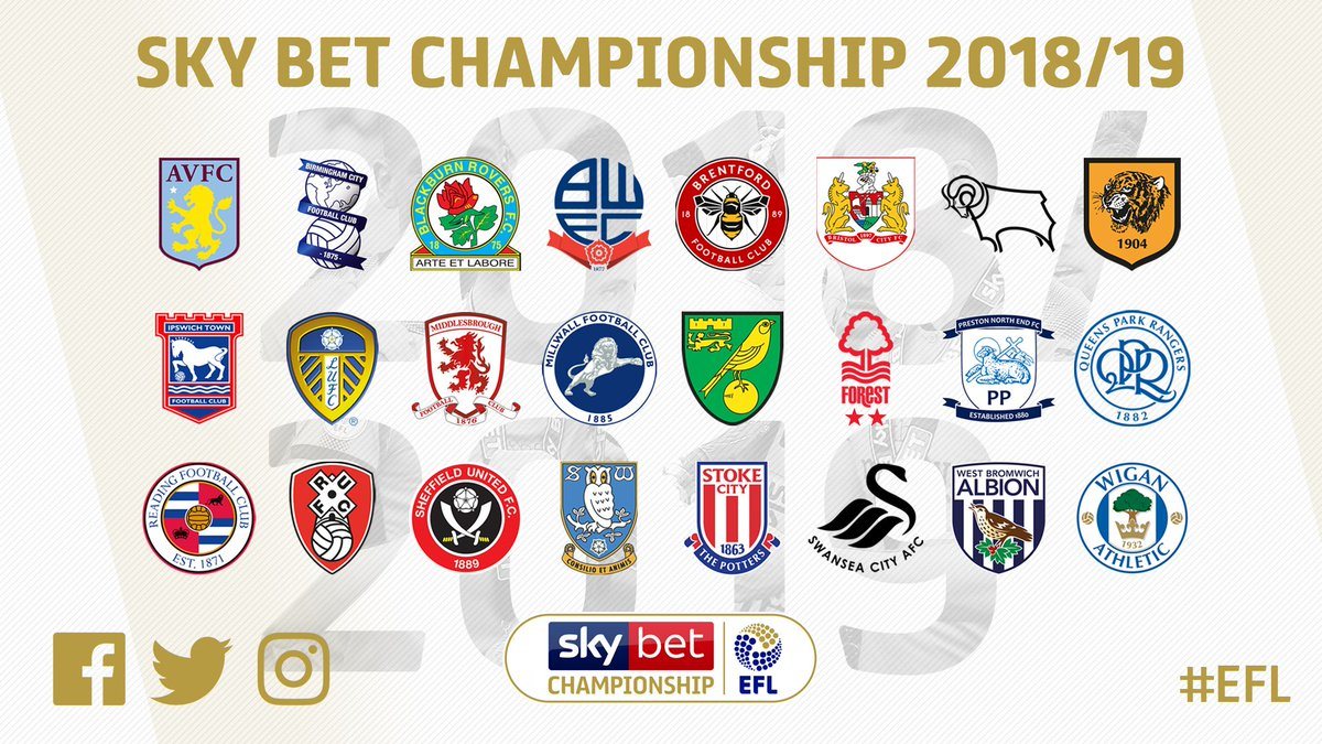 #FixtureReleaseDay comes on 21st June, and we'd like to know the following… 🤔 1️⃣ - Who do you want first day of the season? 🚌 - Away day you're most looking forward to? 😬 - Where in the @SkyBetChamp standings will you finish the season…