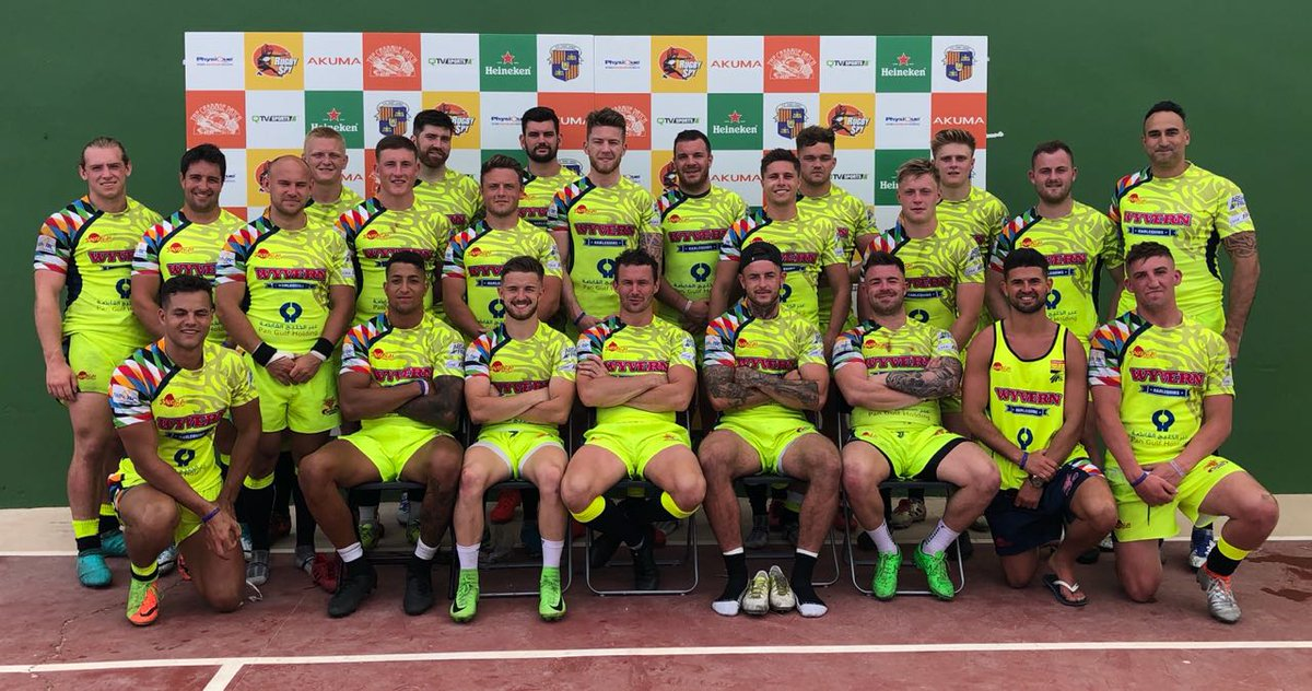 test Twitter Media - Congratulations to @WyvernQuins as they win the 2018 Rugby Spy #Ibiza10s Men's Elite competition! Want great kit for your team with performance enhancing qualities just like the Wyvern Harlequins? Download our brochure>>https://t.co/V7KAJQM8kw #SamuraiFamily #WinnersWearSamurai https://t.co/fq4V6XXPl6