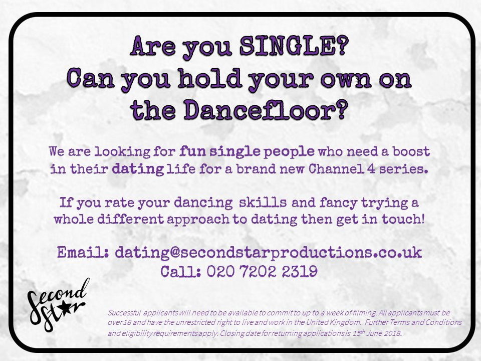 Dating show uk application