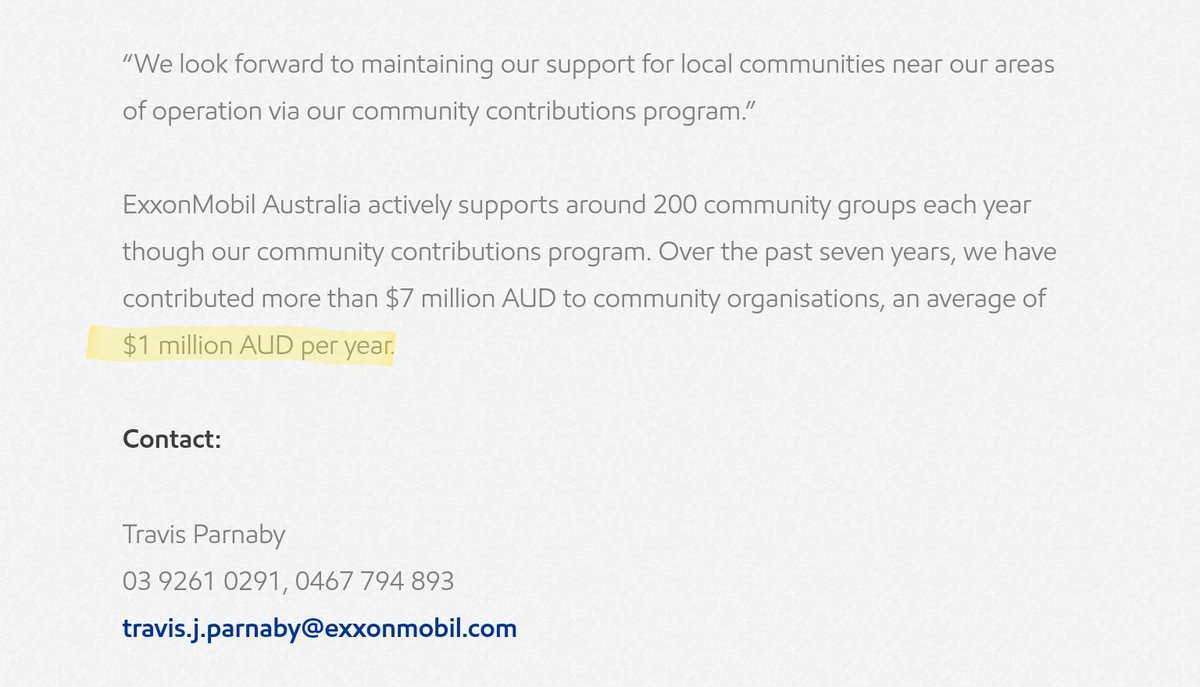 ExxonMobil Australia on Twitter: