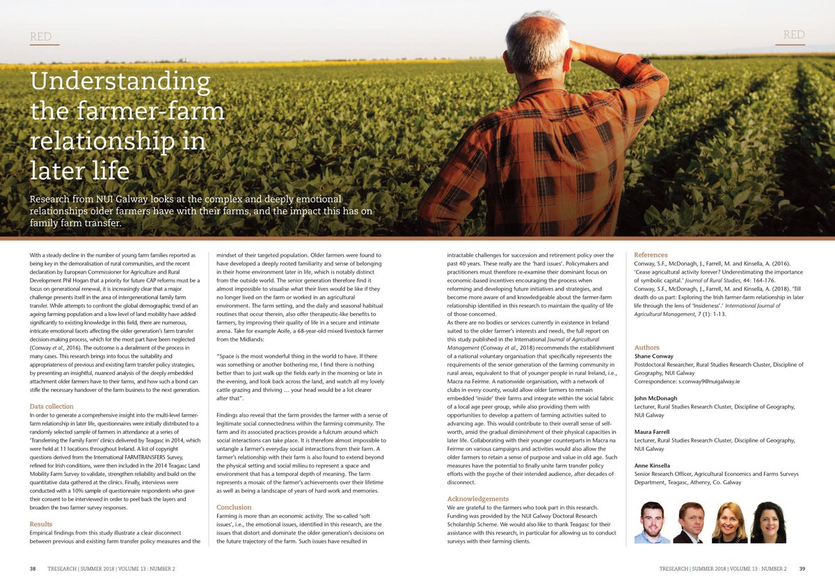research topic related to agricultural economics