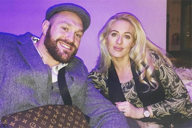 Daily Star On Twitter Who Is Tyson Fury S Wife Paris Fury And Do