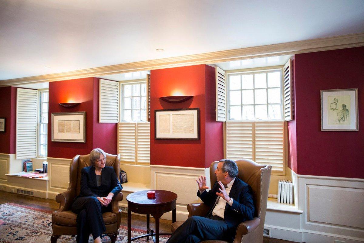 Harvard University On Twitter The 28th And 29th Harvard Presidents