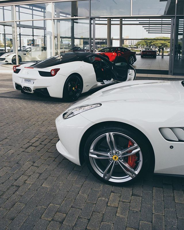 """Scuderia SouthAfrica On Twitter: """"Front Engined V12 Or Mid"""