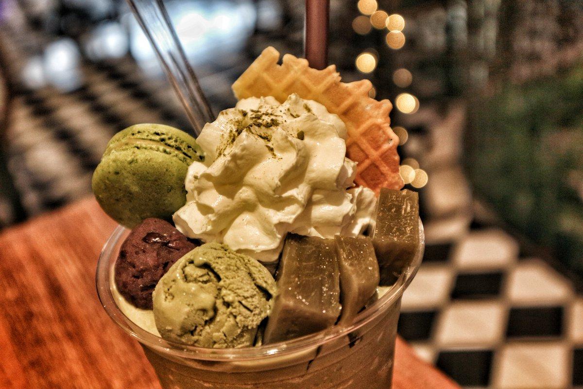 A long time, I would like to eat dessert.  #eat #yummy #อร่อยไปแดก #อร่อยบอกต่อ https://t.co/4PGT6VwS8J