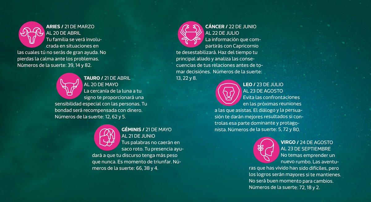 Felizmartes Aries Cancer Tauro Virgo Leo Geminis Que Dice Tu