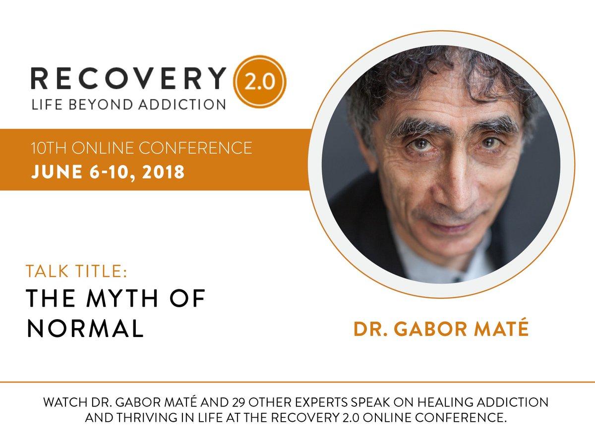 Media Tweets by Dr. Gabor Maté (@DrGaborMate) | Twitter