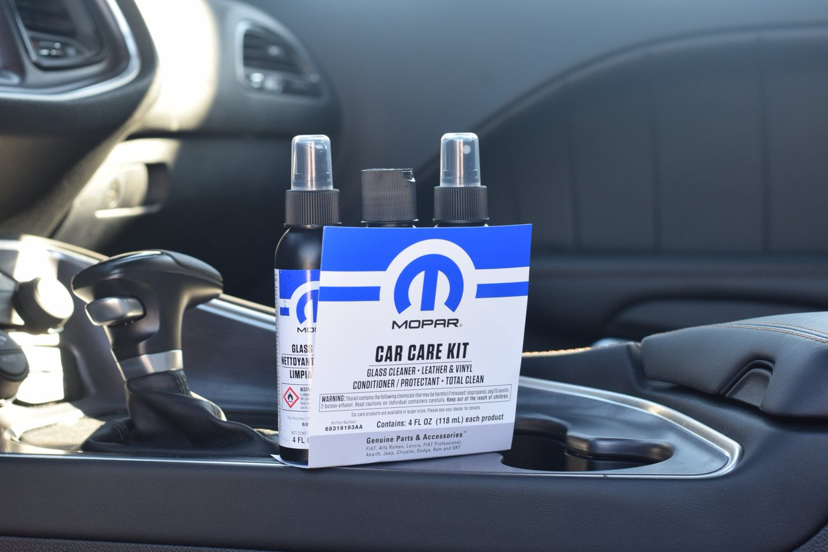 Mopar On Twitter Polish Your Interior With A Mopar Car Care Kit