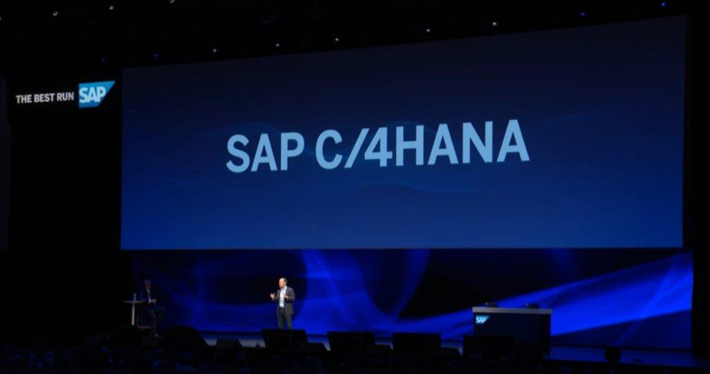 Apresentação do SAP C/4Hana