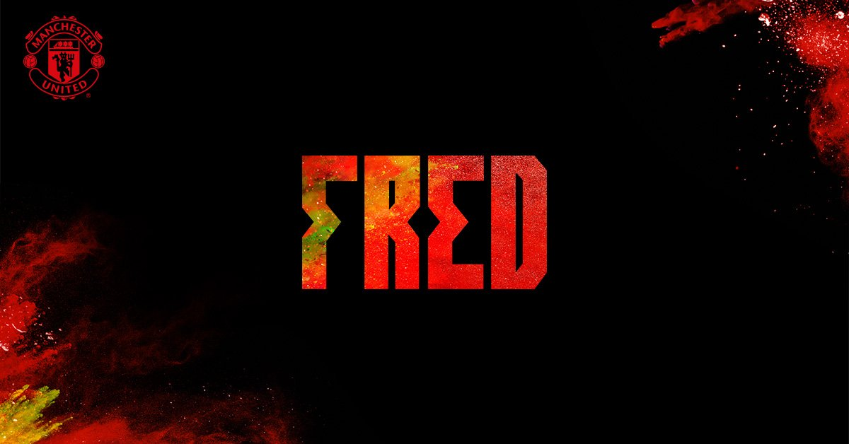 #MUFC is delighted to announce it has reached an agreement with Shakhtar Donetsk for the transfer of Fred.  More details: https://t.co/uQM1R6bmgH