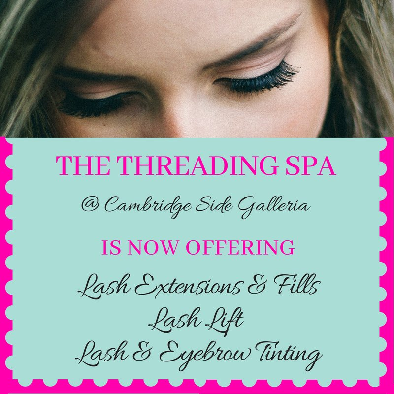 The Threading Spa On Twitter Hey Friends Our Cambridgeside