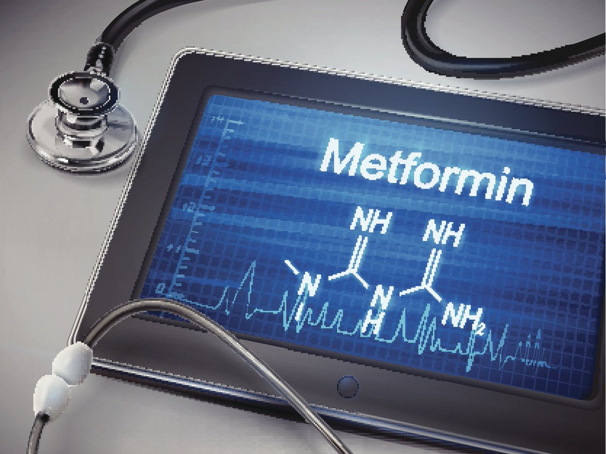 Metformin causes weight loss