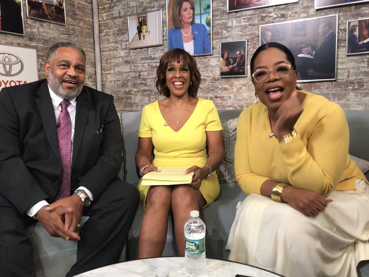 COMING UP: @Oprah and @GayleKing will be live on our Facebook page at 10:15a with the author of her latest book club pick. Facebook.com/CBSThisMorning