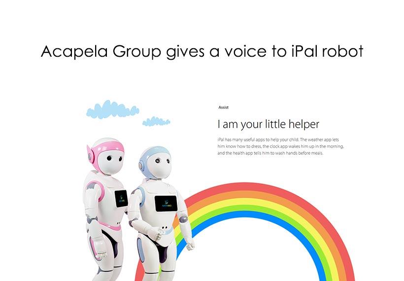 Acapela Group on Twitter: