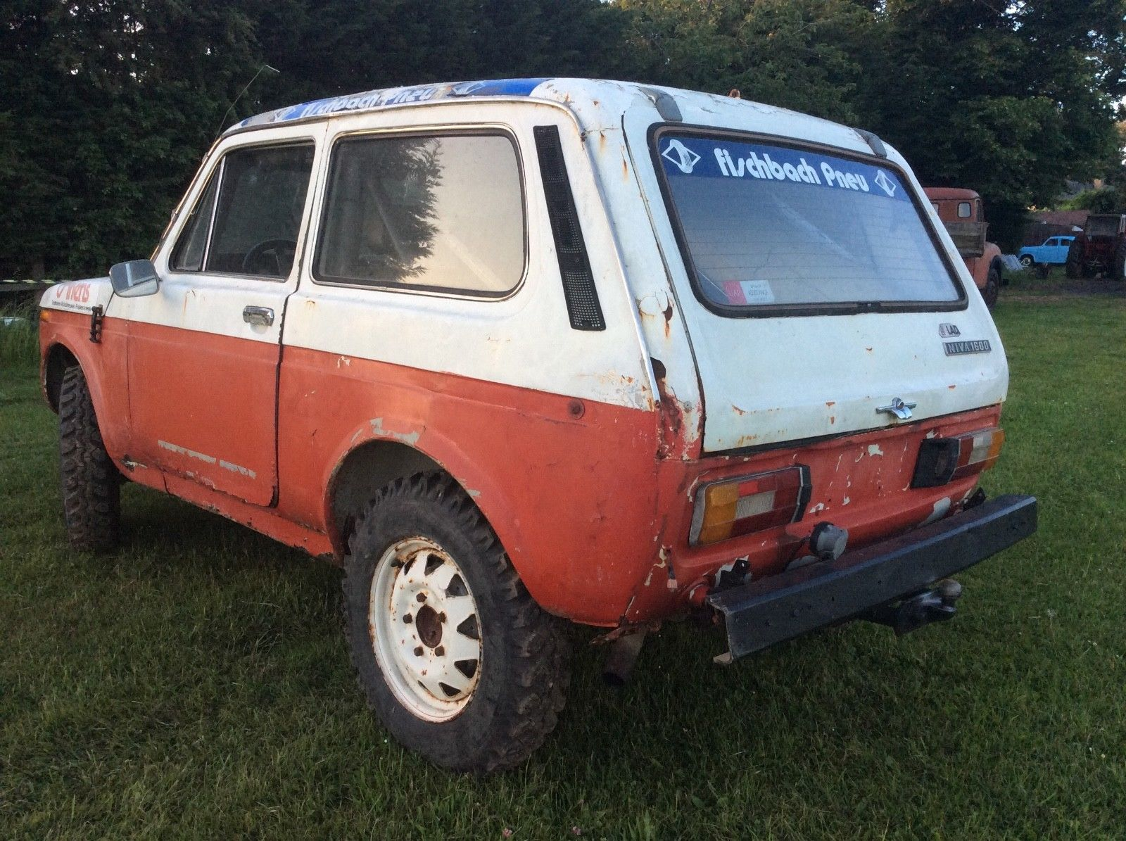 Uk Classic Cars On Twitter Ebay Lada Niva Lhd 4x4 Retro Off Road Competion Car Full Cage Fiat Twin Cam Engine Https T Co Ryqfsuq8qe