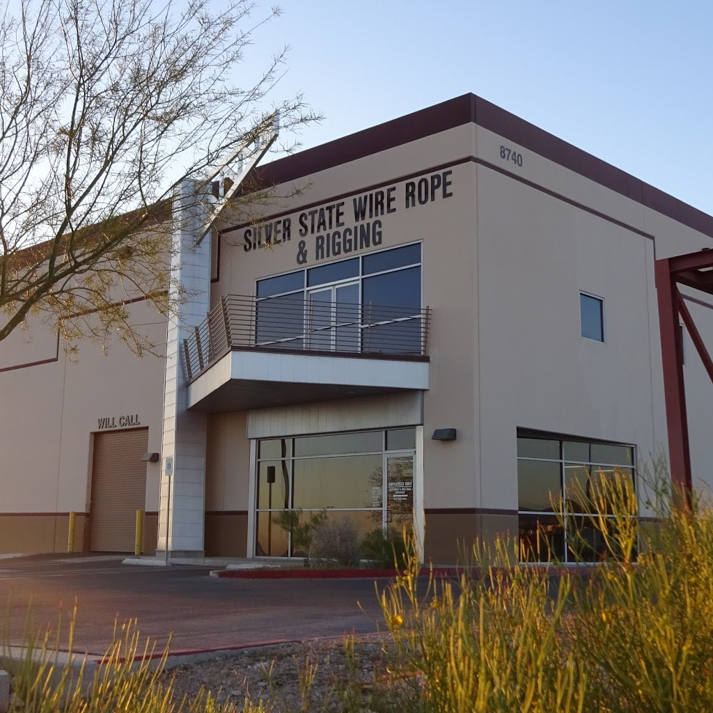 Silver State Wire Rope & Rigging (@SSWireRope)   Twitter