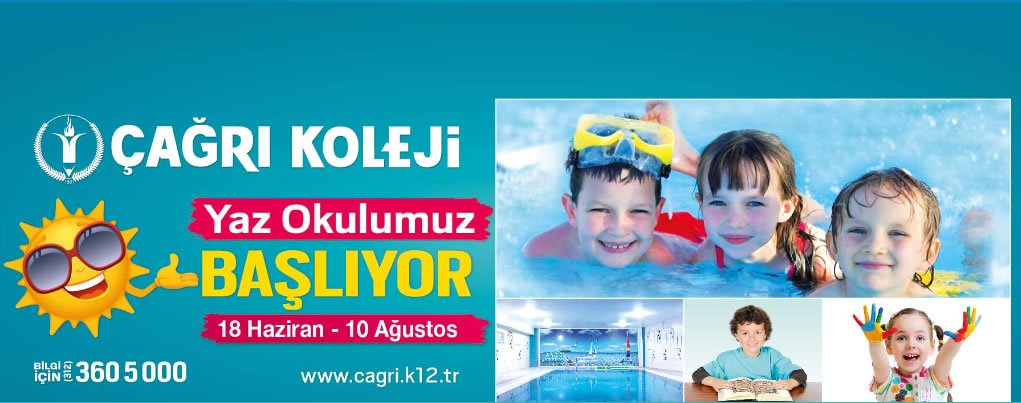 Çağrı Okulları Yaz Okulu 2018 - Ankara