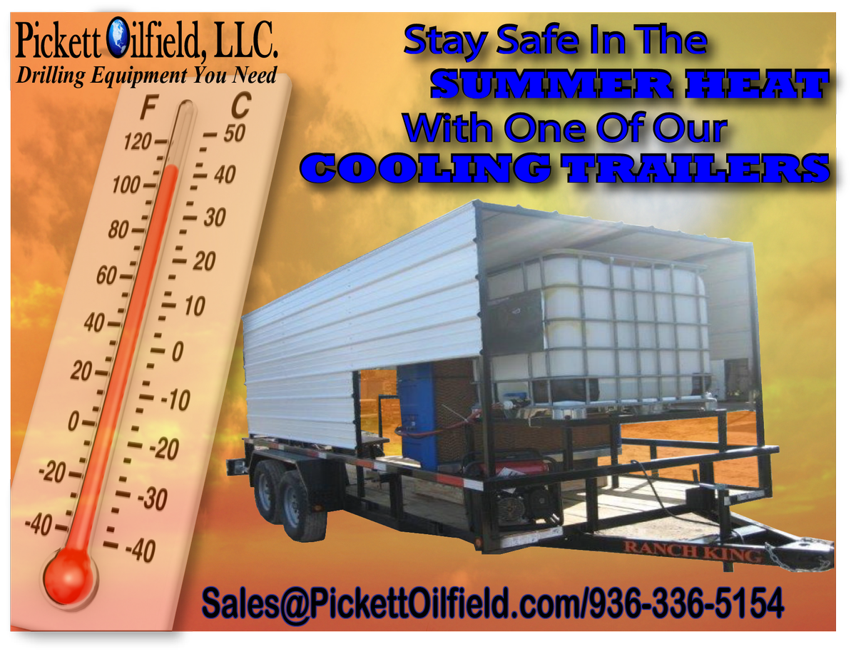 Pickett Oilfield On Twitter Cool Off With One Of Our Safety